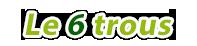 6 trous golf oléron