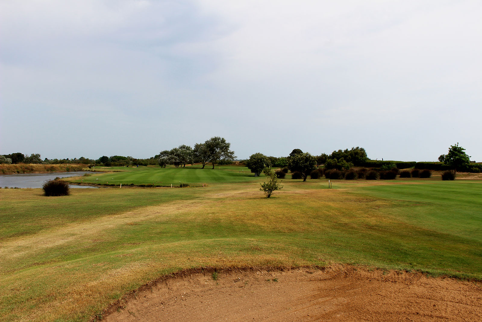 parcours golf oléron