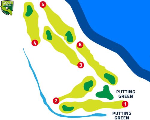 golf oléron ile parcours 6